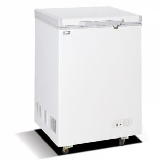 5 cu ft aluminium interior chest freezer rf 136 call 0711477775 or 0711114001