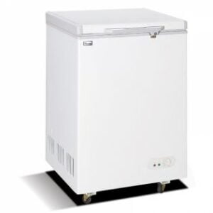 5 cu ft white inside chest freezer 108 lts rf 144 call 0711477775 or 0711114001