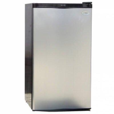 5cu ft 1 door direct cool fridge silver s s rf 164 call 0711477775 or 0711114001