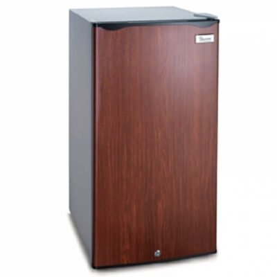 5cu ft 1 door direct cool fridge wood finish rf 252 call 0711477775 or 0711114001