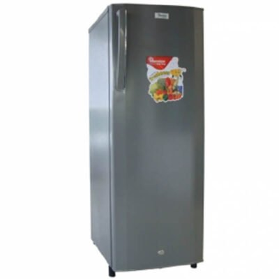 8 5cu ft 1 door direct cool fridge silver rf 324 call 0711477775 or 0711114001