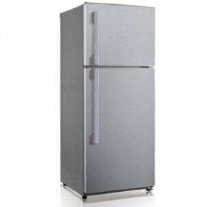 Ramton 371 LITERS DOUBLE DOOR NO FROST FRIDGE , SILVER- RF/266