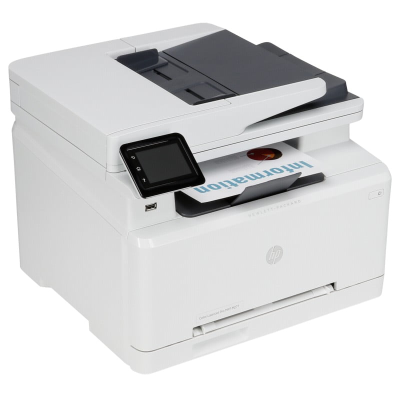 hp laserjet pro m277dw wireless all in one color printer patabay. Black Bedroom Furniture Sets. Home Design Ideas