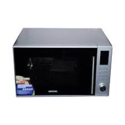 Bruhm BMO930 Silver - 30 Litres Microwave with Grill & Convection