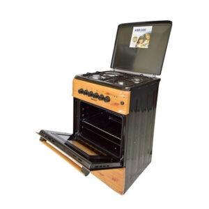 Bruhm BGC 6631NZ - 3G+1E 60cm x 60cm Free Standing Gas Cooker