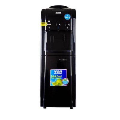 Von HWDV2210B Water Dispenser Compressor Cooling, With Cabinet