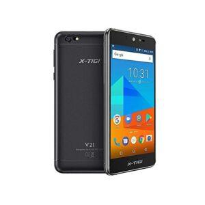 "X-TIGI V21- 5.5""- 16GB+1GB- 8MP- Android 7.0- Black"