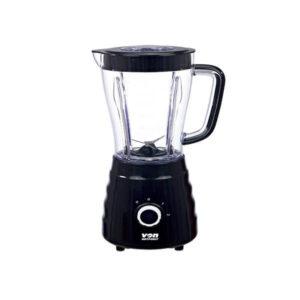 VON HB251ZK Blender + Mill 1.5L Black - 500W