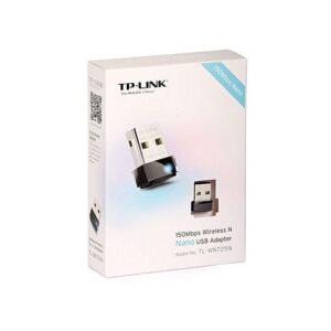 TP-Link TL-WN725N - Wireless N Nano USB Adapter 150Mbps
