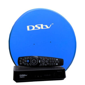 Fullkit - DStv Explora Decoder + Dish With Smart lnb