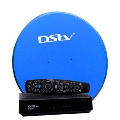 Fullkit - DStv Explora Decoder + Dish With Smart lnb
