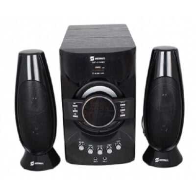 SAYONA 2.1 CHANNEL SUBWOOFER – BLACK, 6000 WATTS SHT -1160 BT