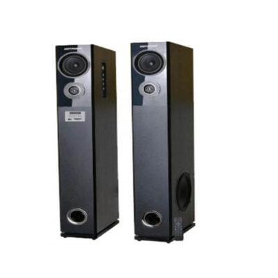Hotpoint HA24020BT 2.0 Active Speakers - Tallboy Subwoofer
