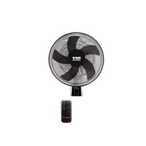 Von Hotpoint HFW661B Wall Fan with remote