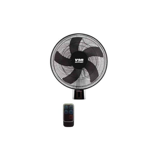 Von Hotpoint HFW661B Wall Fan with remote