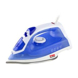 Hotpoint VON HSI2142SB Steam Iron Stainless Steel Plate, 2200W