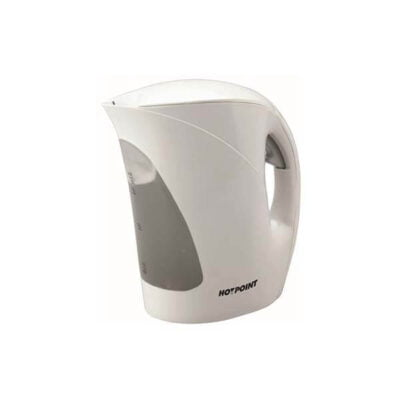 Hotpoint HK117FW 1.7 Litre Plastic Kettle - Corded