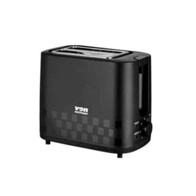VON Hotpoint HT232DK 2 Slice Toaster - Black