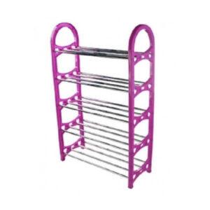 Shoe Rack - Purple