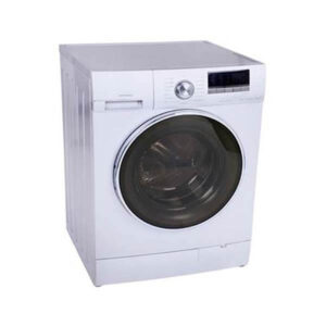 Von hotpoint HWF-716SI Washing Machine, Front Load, 7KG, Inverter