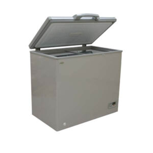 Mika Deep Freezer, 150L, Chest Type, Silver Grey SF190SG