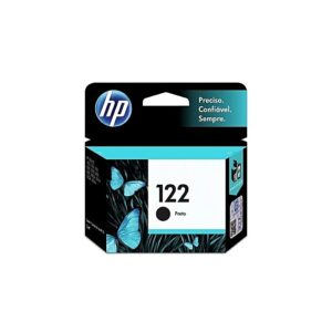 HP 122 Ink Catridge - Black
