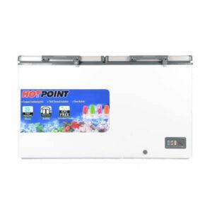 Von Hotpoint HCFA500SW Chest Freezer, 441L