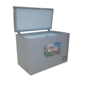 Von Hotpoint HCFO325WS Chest Freezer, 250L, LED