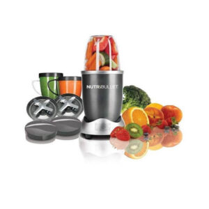 Hotpoint Nutribullet N12-1212 1200 Series, 12 Pieces Set