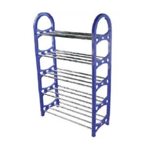 Shoe Rack - Blue
