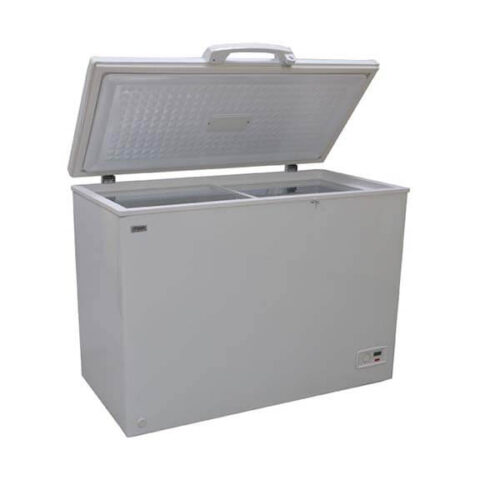 Mika Deep Freezer, 250L, Chest Type, White SF340W (SF340/3W)