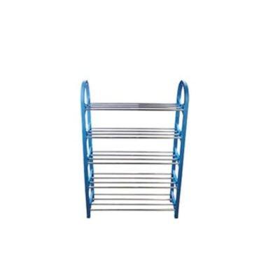 Shoe Rack Light blue