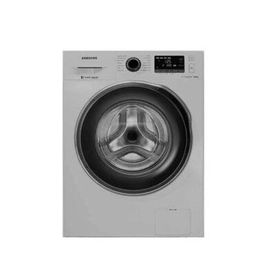 Samsung WW80J5260GS/NQ Front Load Washing Machine - Silver - 8 Kg