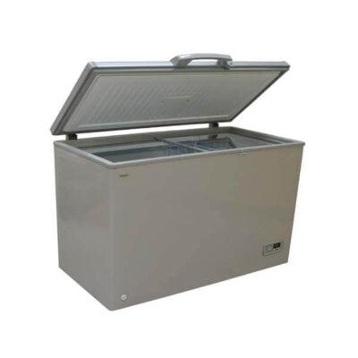 Mika Deep Freezer, 300L, Chest Type, Silver Grey SF400/3SG