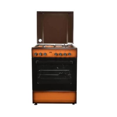 Von Hotpoint HPC7312NED 3 Gas + 1 Electric Cooker