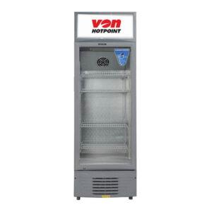 Von Hotpoint HPBC236W Vertical Cooler, 226L SHOWCASE chillers and display fridge