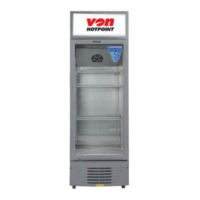 Von Hotpoint HPBC236W Vertical Cooler, 226L SHOWCASE chillers and display fridge