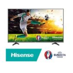 Hisense 50 Inch 4K Ultra HD Smart TV with built-in WIFI - 50N3000UW