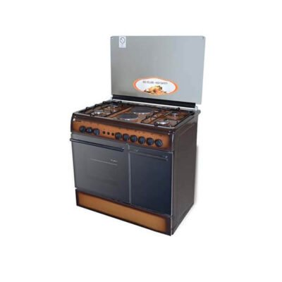 Hotpoint 8422NED 4 Gas + 2 Electric Cooker
