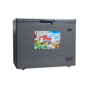 VON Hotpoint HCFM250WS Showcase Freezer 200L, LED