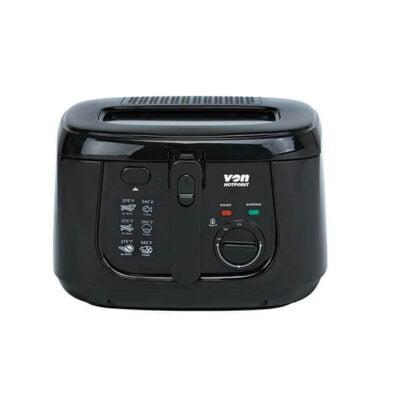 Von Hotpoint HDF251BK Deep Fryer 2.5L Black