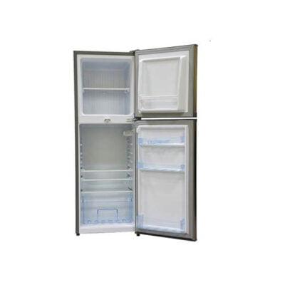 Mika Refrigerator, 138L, Direct Cool, Double Door Fridge