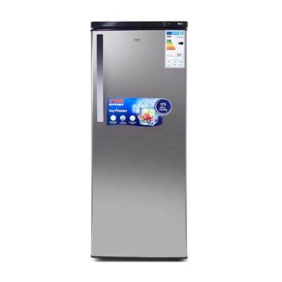 VON hotpoint VAF-18SDKS Upright Freezer 180L - Silver