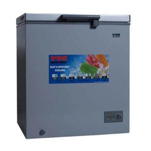 VON hotpoint HCFM180WS Showcase Freezer 145L, LED