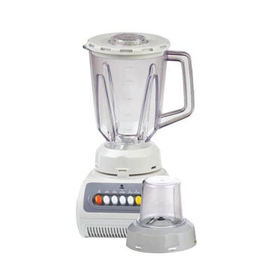 Mika Blender, 1.5L, 450W, With Grinder, Off White MBLR1999WH