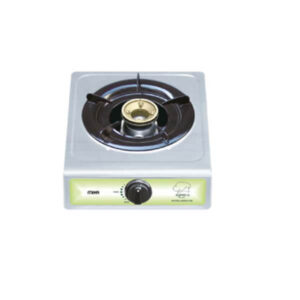 Mika Gas Stove, Table Top, Stainless steel, 1 Burner MGS2155