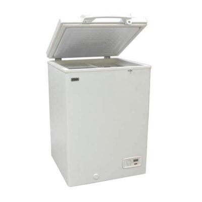 Mika Deep Freezer, SF125W 99L, Chest Type, White