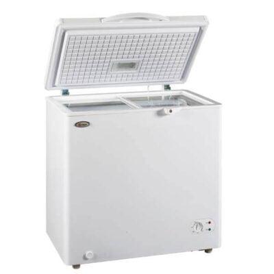 Mika Deep Freezer, 150L, SF190W Chest Type, White