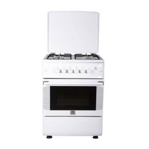 Mika Standing Cooker, 50cm X 55cm, 4GB, Gas Oven
