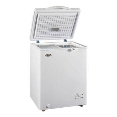 Mika Deep Freezer, SF130W 100L, Chest Type, White